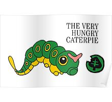 The Very Hungry Caterpie Poster