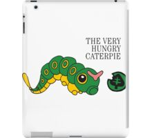 The Very Hungry Caterpie iPad Case/Skin