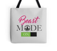 Beast Mode On For Ladies HerbaSwag Tote Bag