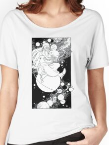 The Man Of The Moons Women's Relaxed Fit T-Shirt