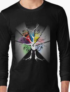 Tree of Eevee Long Sleeve T-Shirt