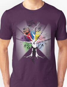 Tree of Eevee Unisex T-Shirt