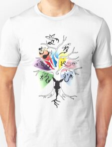 Tree of Eevee Unisex T-Shirt