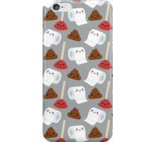 Cute Poop iPhone Case/Skin