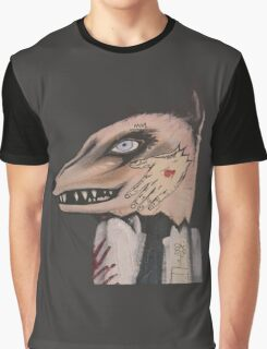 Knife Man by Andrew Jackson Jihad Graphic T-Shirt