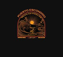 MEXICAN PIPELINE PUERTO ESCONDIDO Unisex T-Shirt