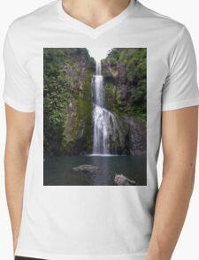 Kitekite Falls Mens V-Neck T-Shirt