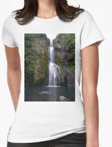 Kitekite Falls Womens Fitted T-Shirt