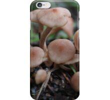 Tiny Mushrooms iPhone Case/Skin