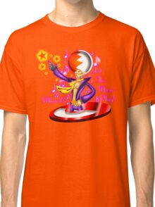 Let the Music Play! Classic T-Shirt
