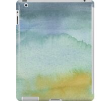 Abstract Landscape - Watercolor Painting iPad Case/Skin