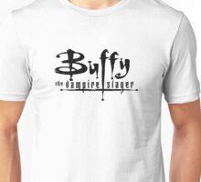 Buffy the Vampire Slayer chest level logo Unisex T-Shirt