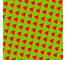 Watermelon pattern Photographic Print