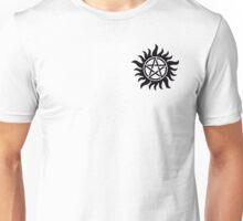 Anti-Possession Chest Tattoo Like Sam & Dean! Unisex T-Shirt