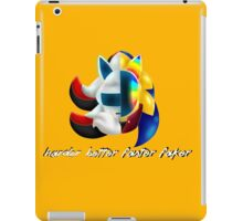 Mach Punk iPad Case/Skin
