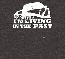 Living in the Past with Dilophosaurus Unisex T-Shirt