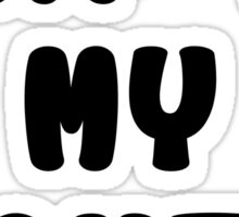 R.I.P Sticker