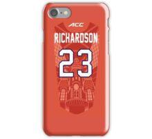 Malachi Richardson Syracuse Jersey Case iPhone Case/Skin