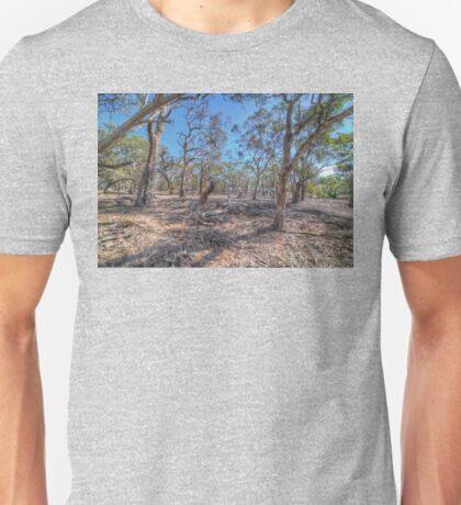 Australian gum forest Unisex T-Shirt
