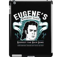 Eugene's Barber Shop iPad Case/Skin