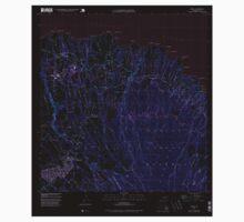 USGS TOPO Map Hawaii HI Haiku 349232 1992 24000 Inverted One Piece - Short Sleeve