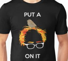 Put A Birdie On It Unisex T-Shirt