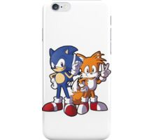 Classic Sonic and Tails iPhone Case/Skin