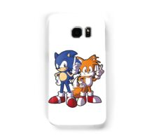 Classic Sonic and Tails Samsung Galaxy Case/Skin