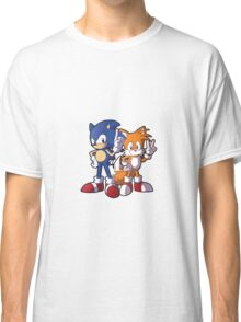 Classic Sonic and Tails Classic T-Shirt
