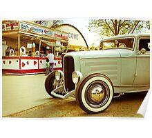 Cruising for Ice Cream Poster