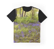 Bluebell Glade Graphic T-Shirt