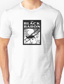 The Black Baron Unisex T-Shirt