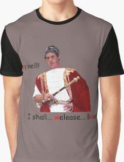 Wealease Bwian! Graphic T-Shirt