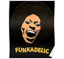 Funkadelic - Maggot Brain Poster