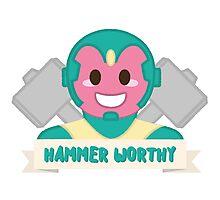 Hammer Worthy Photographic Print