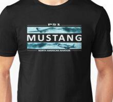 Mustang P51 Unisex T-Shirt