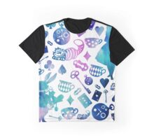 Alice - Galaxy Graphic T-Shirt