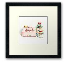 Tea Time !!  Framed Print