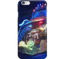 Japanese Robot  iPhone Case/Skin