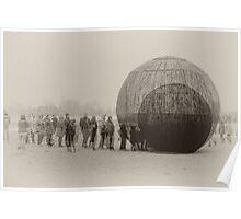The New Habitat - no.1 Poster