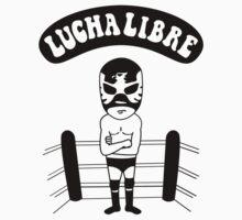 La Luchador Kids Tee