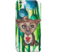 little teddy tazzletail iPhone Case/Skin