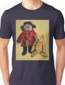 Bear friends. 60x50cm Acrylic 2014© Unisex T-Shirt