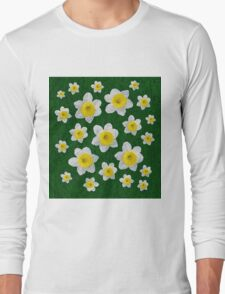 Spring Daffodils Long Sleeve T-Shirt