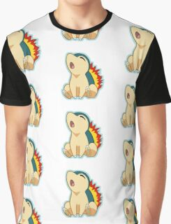 Cyndaquil Graphic T-Shirt