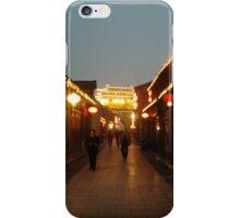 Travel China iPhone Case/Skin