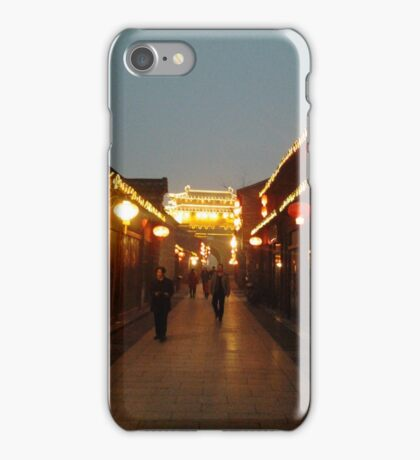 Travel China iPhone Case/Skin
