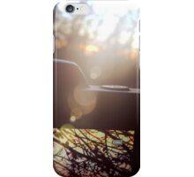 Nikon sunset iPhone Case/Skin