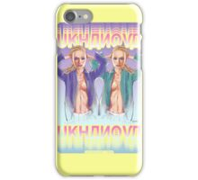 Ukhanova 1988 iPhone Case/Skin