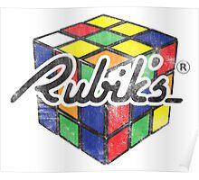 Rubik's Poster
